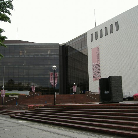 Kanagawa_Prefectural_Civic_Hall