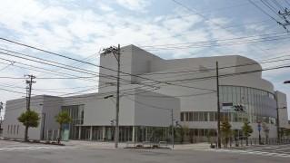 Minamisoma_Civic_Hall