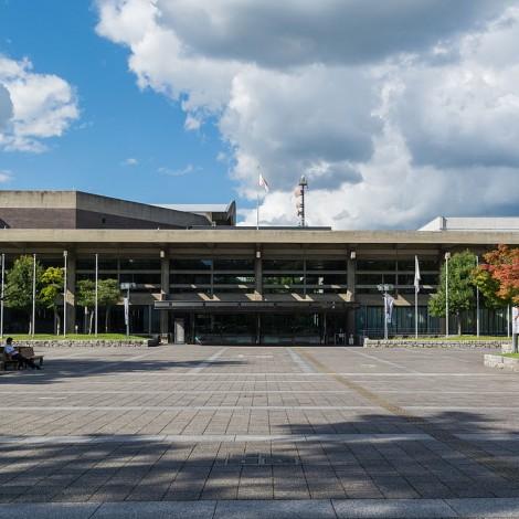 Nara_Prefectural_Cultural_Hall_201409
